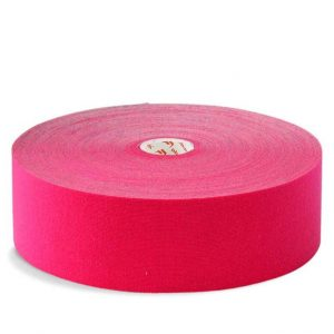 KINETICLINE Tape - розовый кинезио тейп 31,5м