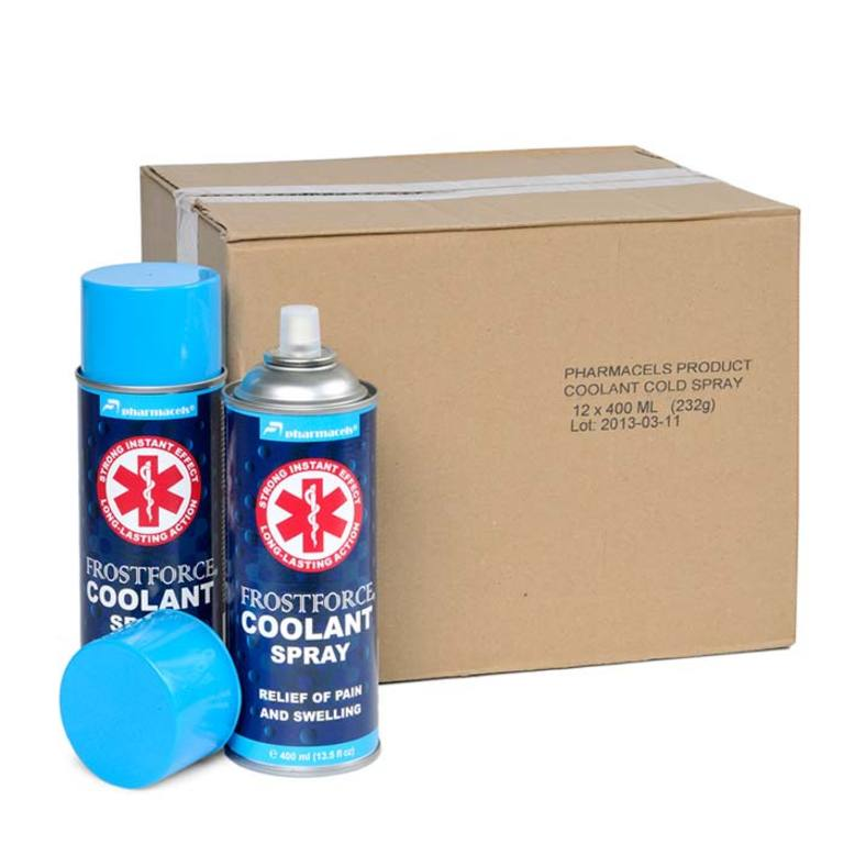 Frostforce Coolant Spray Pharmacels 12 штук