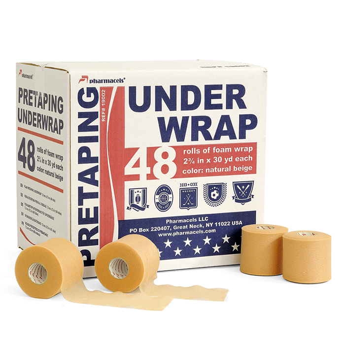 UnderWrap Pharmacels в командной упаковке