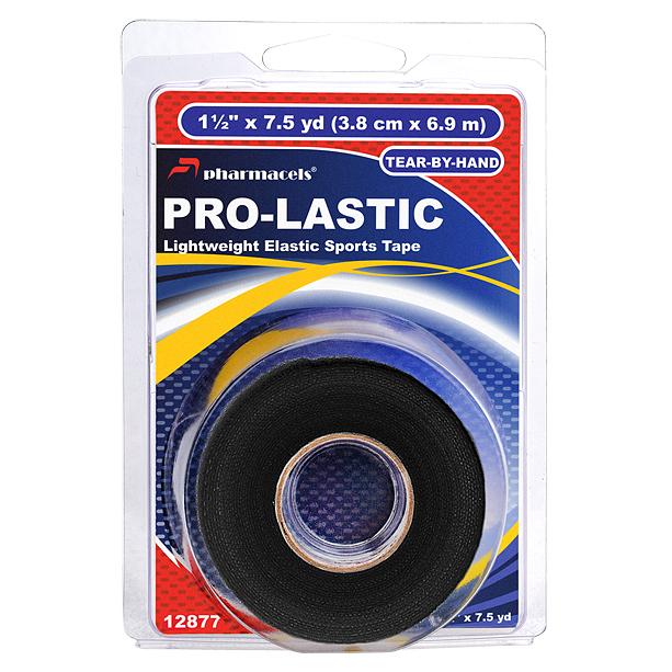 PRO-LASTIC Tape black Pharmacels в розничной упаковке