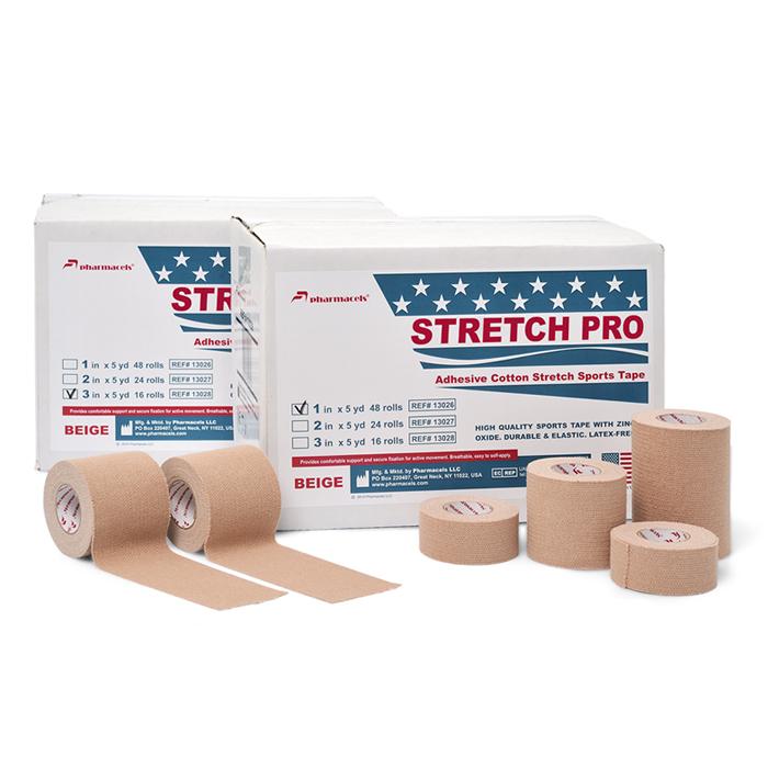 Stretch PRO Tape Pharmacels в командной упаковке