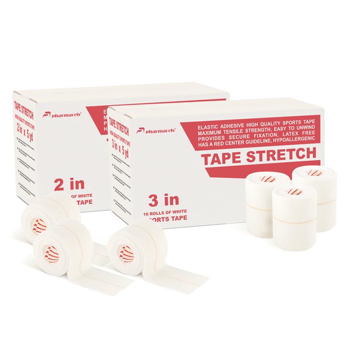 STRETCH Tape Pharmacels в командной упаковке