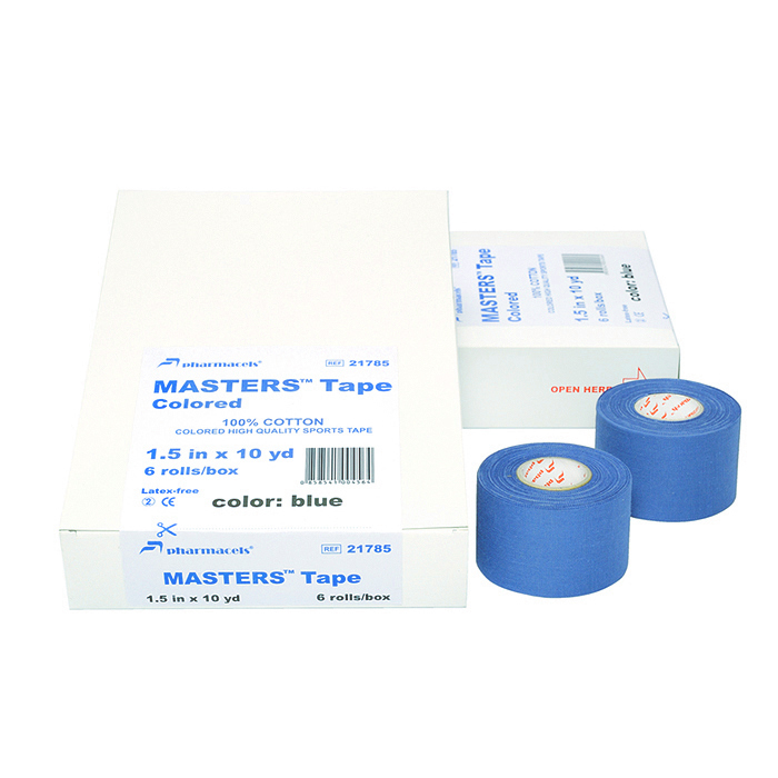 MASTERS Tape Colored Pharmacels в упаковке Slim pack