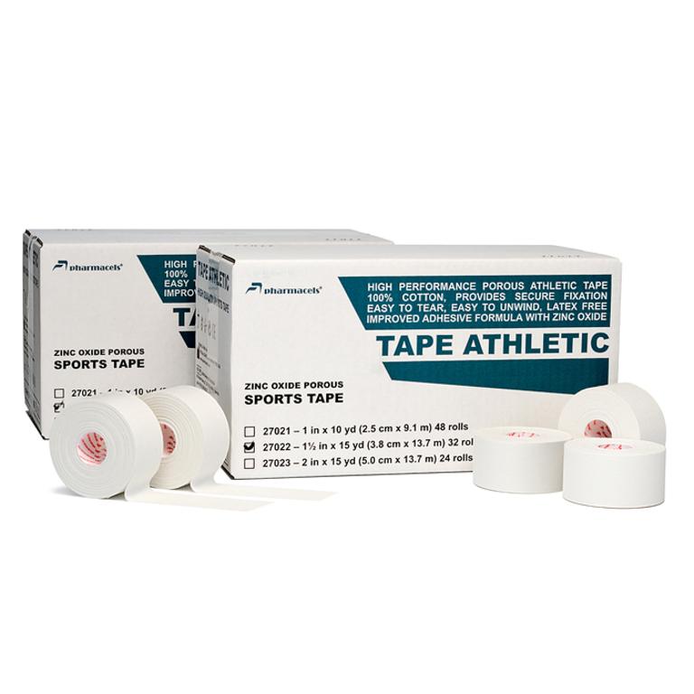 ATHLETIC Tape Pharmacels в командной упаковке