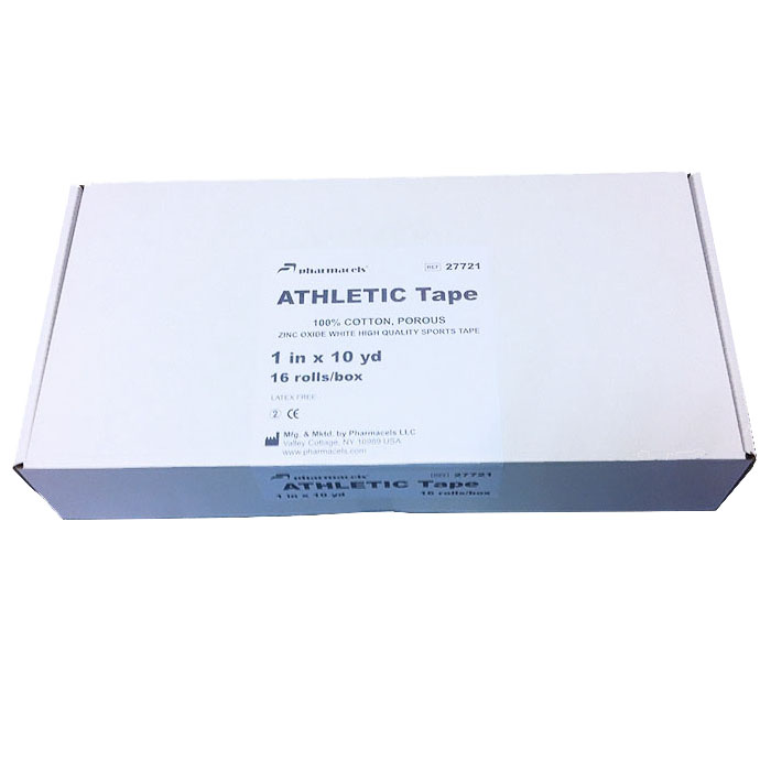 ATHLETIC Tape Pharmacels в упаковке Slim pack